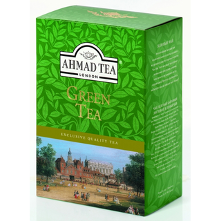Ahmad Tea - Green Tea Pur - 250g Loose Tea