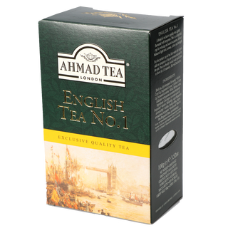 Ahmad Tea - English Tea No.1 - 250g Loose Leaf Tee