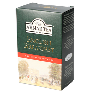 Ahmad Tea - English Breakfast - 250g Loose Leaf Tea