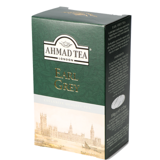 Ahmad Tea - Aromatic Earl Grey - 250g Loser Tee