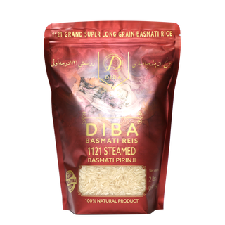 Extra Long Grain Basmati Rice - 1121 Original 907g (2lbs)
