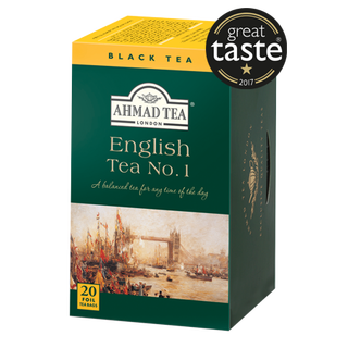 Ahmad Tea - English Tea No.1 - 20 FOIL Teabags