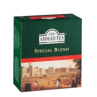 Ahmad Tea - Special Blend - 100  Tagged Teabags