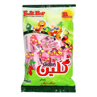 Galin Lavashak Paziraee Zereshk - Fruit Snack Barberry 300g