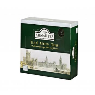 Ahmad Tea - Aromatic Earl Grey - 100 FOIL Teabags