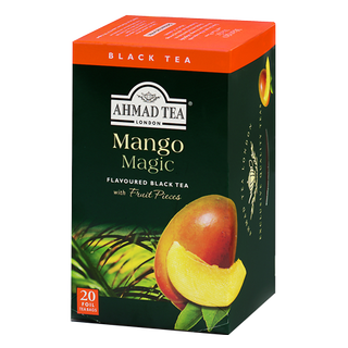 Ahmad Tea - Mango Magic Tea - 20 FOIL Teabags