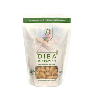 Diba roasted pistachios 200g