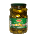 Baladna sliced green jalapenos, Hot 1660g