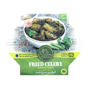 Takchin Karafs Sorkhshode - Fried Celery (Microwave Oven Suitable) 250g