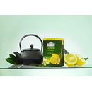 Ahmad Tea - Lemon Vitality Green Tea - 20 FOIL Teabags