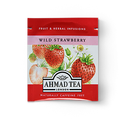 Ahmad Tea - Wild Strawberry Tea - 20 FOIL Teabags