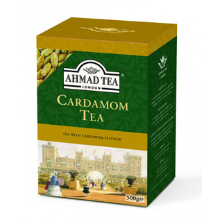 Ahmad Tea - Ceylon Cardamom - 500g Loose Tea