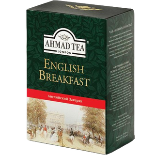 Ahmad Tea - English Breakfast - 500g Loose Leaf Tea