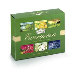 Ahmad Tea - Evergreen Selection 6 x 10 Folien Teebeutel
