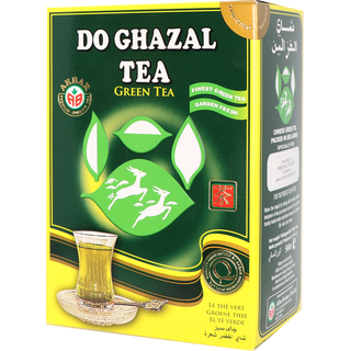 Do Ghazal (Alghazaleen) - Green Tea - 500g Loose Tea