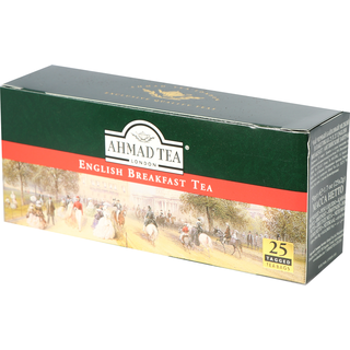 Ahmad Tea - English Breakfast - 25 Tagged Teabags