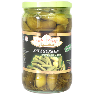 Mahyar Khiarshoor Momtaz - Pickled Cucumber Superior 650g