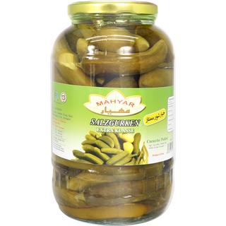 Mahyar Khiarshoor Momtaz - Pickled Cucumber Superior 1800g