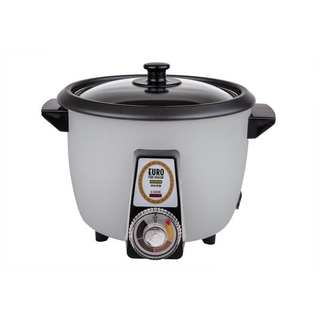 Crispy Rice Cooker EURO Pars Khazar EU0600CR, 1-2 Persons...