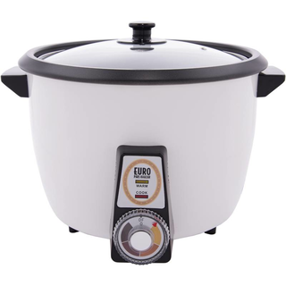 Crispy Rice Cooker EURO Pars Khazar EU2800CR, 12 Persons...