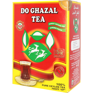 Do Ghazal (Alghazaleen) -  Ceylon 500g Loose Black Tea