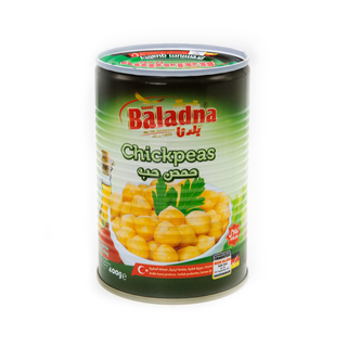 Baladna Cooked Chickpeas 400g