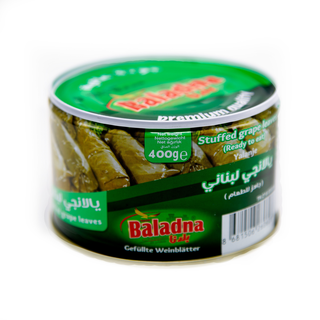 Baladna Dolmeh - Stuffed Grape Leaves 400g