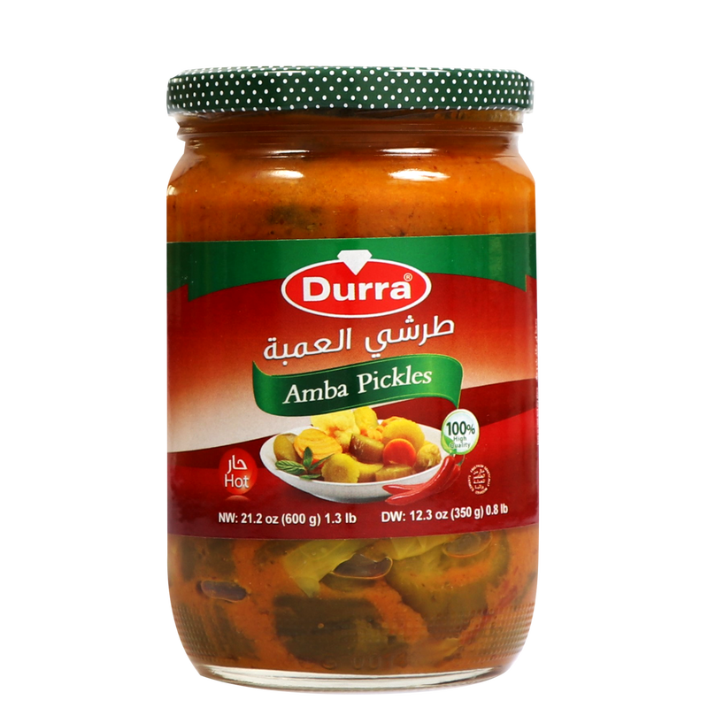 Durra Amba Pickled Mango Mix Salad Chili 600g