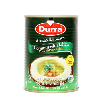 Durra  HommosTahina - Chickpea Dip 370g