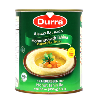 Durra  HommosTahina - Chickpea Dip 850g