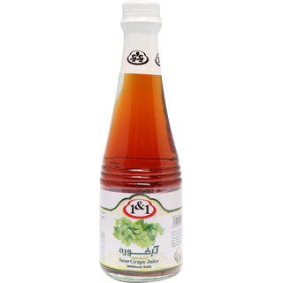 1&1 Abghooreh - Unreife Traubensaft (Verjus) 320ml