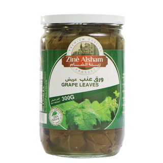 Zine Alsham Grape Leaves in Brine 300g