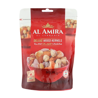 Al Amira Ajil Shoor - Deluxe Backed Mix Nuts (Red) 300g