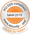 PCI Security badge